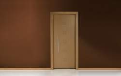 Security Doors With Investing Wood